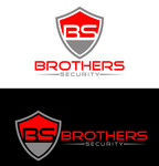 Brothers Security Logo - Entry #67