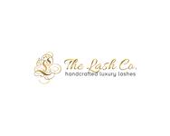 the lash co. Logo - Entry #1