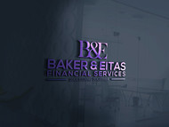 Baker & Eitas Financial Services Logo - Entry #36