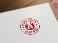 Rock Solid Seafood Logo - Entry #43