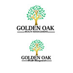 Golden Oak Wealth Management Logo - Entry #199