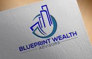 Blueprint Wealth Advisors Logo - Entry #484