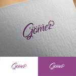 Claudia Gomez Logo - Entry #187