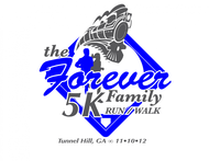 The Forever Family 5K Logo - Entry #29
