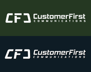 Customer First Communications Logo - Entry #87
