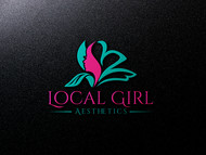 Local Girl Aesthetics Logo - Entry #156