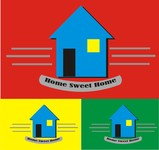 Home Sweet Home  Logo - Entry #27