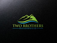 Two Brothers Roadhouse Logo - Entry #119