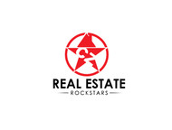 CZ Real Estate Rockstars Logo - Entry #181
