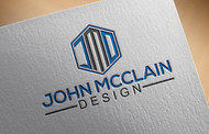 John McClain Design Logo - Entry #48