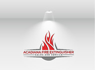 Acadiana Fire Extinguisher Sales and Service Logo - Entry #87