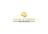 Chad Studier Insurance Logo - Entry #79