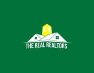 The Real Realtors Logo - Entry #45
