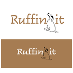 Ruffin'It Logo - Entry #160