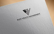Budd Wealth Management Logo - Entry #9