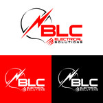 BLC Electrical Solutions Logo - Entry #188