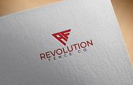 Revolution Fence Co. Logo - Entry #151