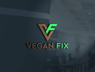 Vegan Fix Logo - Entry #315