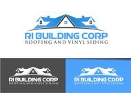 RI Building Corp Logo - Entry #312