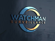 Watchman Surveillance Logo - Entry #199