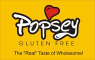 gluten free popsey  Logo - Entry #59