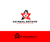 CZ Real Estate Rockstars Logo - Entry #189
