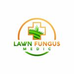 Lawn Fungus Medic Logo - Entry #118