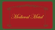 Medieval Metal Logo - Entry #5