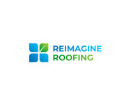 Reimagine Roofing Logo - Entry #315