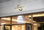 Schmidt IT Solutions Logo - Entry #210