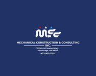 Mechanical Construction & Consulting, Inc. Logo - Entry #223
