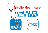 Mobile Healthcare EHR Logo - Entry #143
