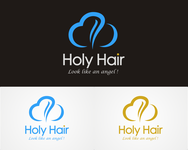 Holy Hair Logo - Entry #49