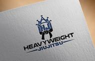 Heavyweight Jiujitsu Logo - Entry #177