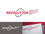 Revolution Fence Co. Logo - Entry #278