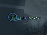 Green Wave Wealth Management Logo - Entry #336
