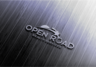 "Open Road Wealth Services, LLC  (The ""LLC"" can be dropped for design purposes.) Logo - Entry #121"
