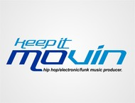 Keep It Movin Logo - Entry #309