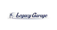 LEGACY GARAGE Logo - Entry #176