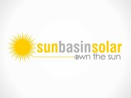 Sun Basin Solar Logo - Entry #10