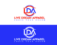 LiveDream Apparel Logo - Entry #82