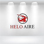 Helo Aire Logo - Entry #261