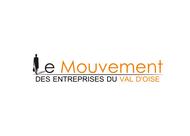 Le Mouvement des Entreprises du Val d'Oise Logo - Entry #17