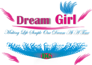 Dream Girl Logo - Entry #10