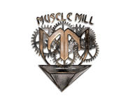 Muscle MIll Logo - Entry #52