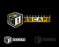 Improbable Escape Logo - Entry #131