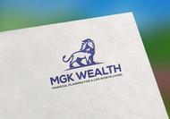 MGK Wealth Logo - Entry #293