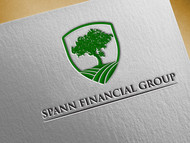 Spann Financial Group Logo - Entry #595