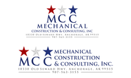 Mechanical Construction & Consulting, Inc. Logo - Entry #107
