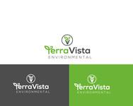 TerraVista Construction & Environmental Logo - Entry #116